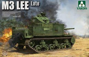 US Medium Tank M3 Lee (Late)