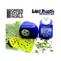 Miniature Leaf Punch DARK PURPLE