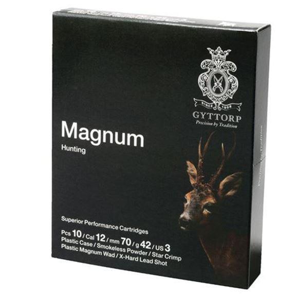 HAGEL 12/70 GYTTORP MAGNUM NR 5  (10)