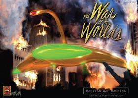 The War Of The Worlds Martian War Machine