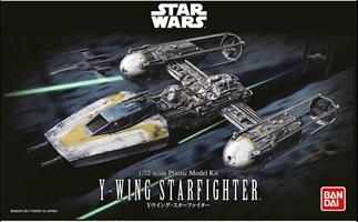 Y-Wing Starfighter BTL-A4
