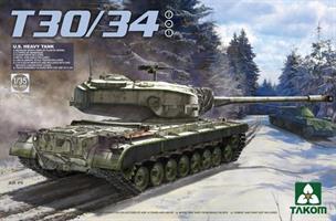 T30/34 U.S. Heavy Tank