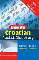 Croatian Pocket Dictionary