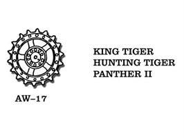 KING TIGER / HUNTING TIGER / PANTHER II