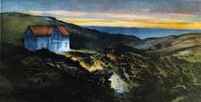 Kjell Thorjussen-I skumringa