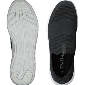 Duffy comfort sock svart