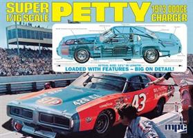 Richard Petty 1973 Dodge Charger
