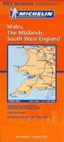 Wales , Midl, Engl. S,W. MI503