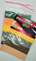 Polycelon set-foam 6 färger 02