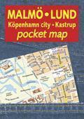 Malmö Lund Pocket Map
