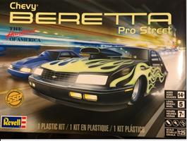 Chevy Beretta Pro Street Drag Car Pro Street