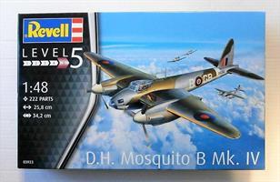 D.H. Mosquito B Mk. IV