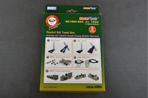 Model Kit Tool Set, strikkholdere