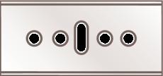 MARTOR-terä INDUSTRIAL BLADE 45 0,3mm