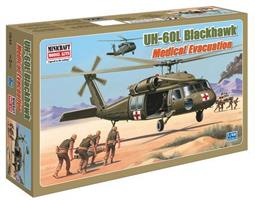 UH-60L Blackhawk Medical Evacuation