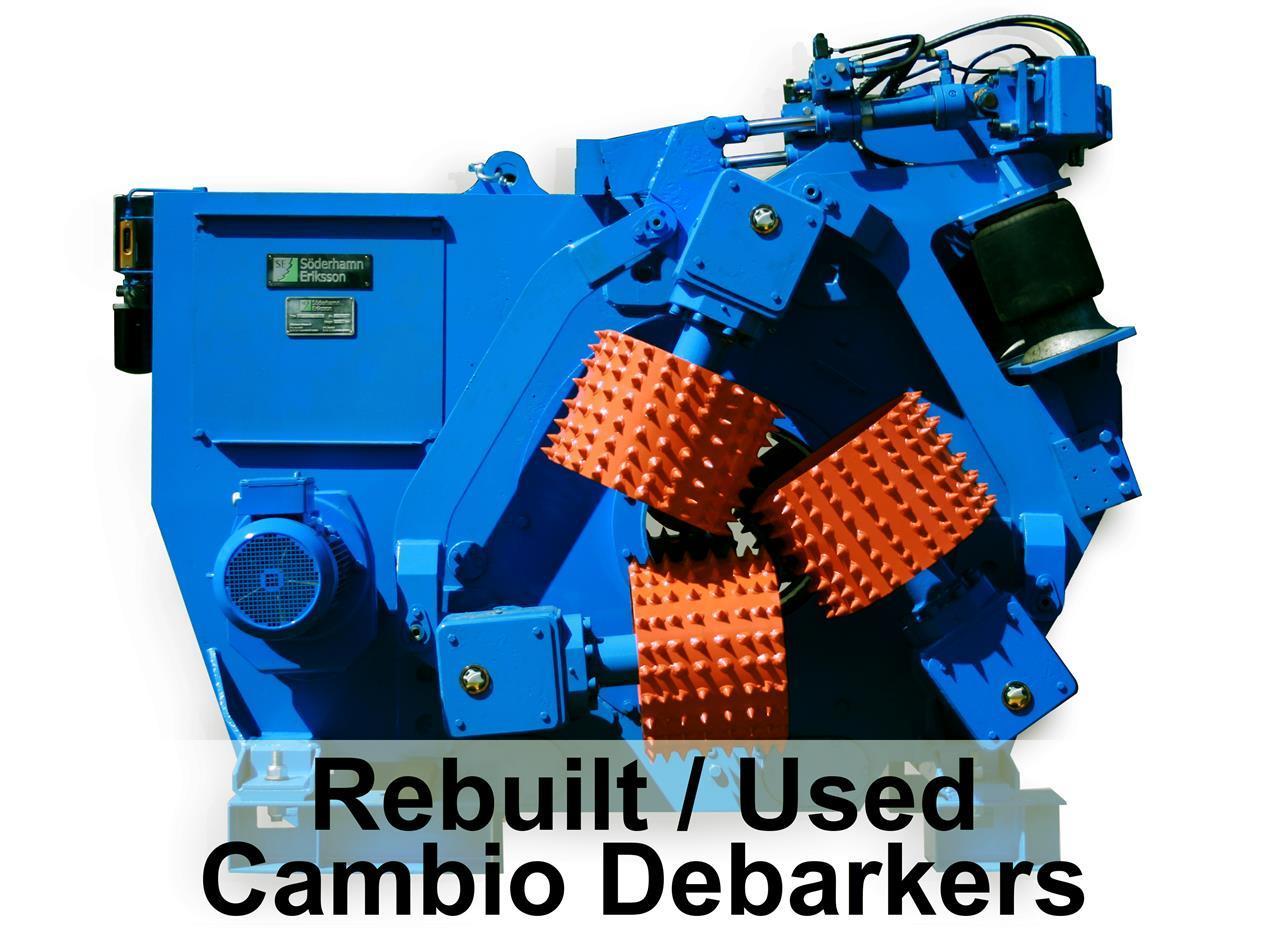 Rebuilt / Used Cambio Debarkers