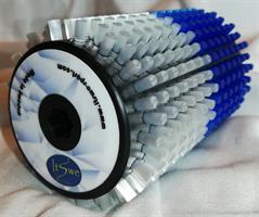 Roto Borste Medium Nylon/Fin Nylon 115 mm