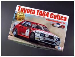 Toyota TA64 Celica '85 Haspengouw Rally
