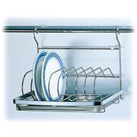 Ideal kitchen Diskhylla med dropplåt
