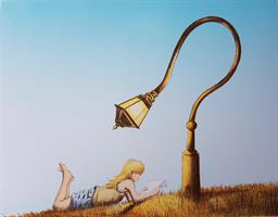 Tom Erik Andersen-Knowledge will light my way I