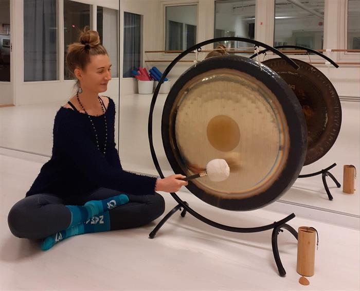 Workshop Yoga med Gongbad!