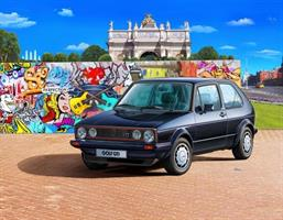 35 Years of the VW Golf GTi Pirelli