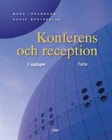 Konferens och reception