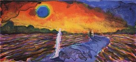 Elling Reitan-Rød himmel