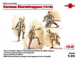 German Sturmtruppen (1918)