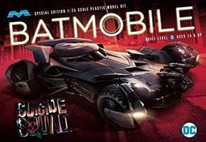 Suicide Squad Batmobile