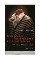 Döda poeter skriver inte kriminalromaner
