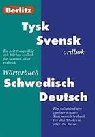 Tysk-Svensk/Sv-Tys fick......