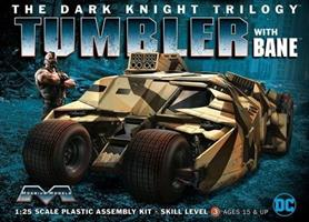 The Dark Knight Trilogy Tumbler with Bane