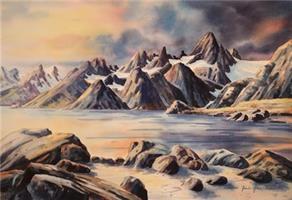 Jarle Hammer-Raftsundet og Trolltindaue