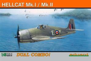 Hellcat Mk.I / Mk.II Dual Combo - ProfiPack Editio