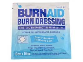 Burnaid 10x10 cm