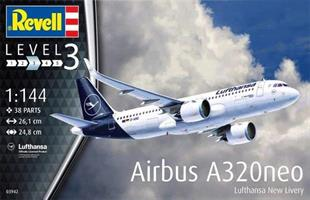 Airbus A320 Neo / Inkl LN decals SAS