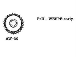 Pz II / WESPE early