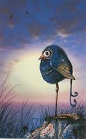Tor Rafael Raael-Blå lengselsfugl