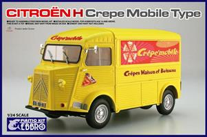 Citroën H Crepe Mobile Type