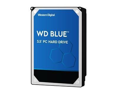 "HÅRDDISK, WD 3,5"" BLUE SATA 500GB"