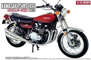 Kawasaki 750RS (Z2) 1973 w/Custom Parts