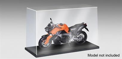 Display case - 246x106x150mm