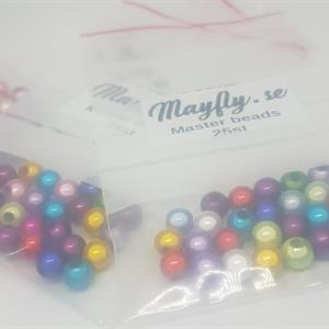 Master 3D Beads - Articulated - 6mm