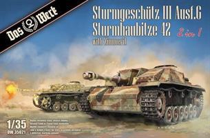 Sturmgeschütz III Ausf.G / Sturmhaubitze 42