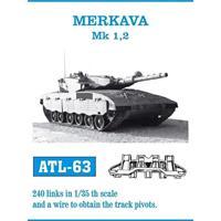 Merkava Mk.I and II