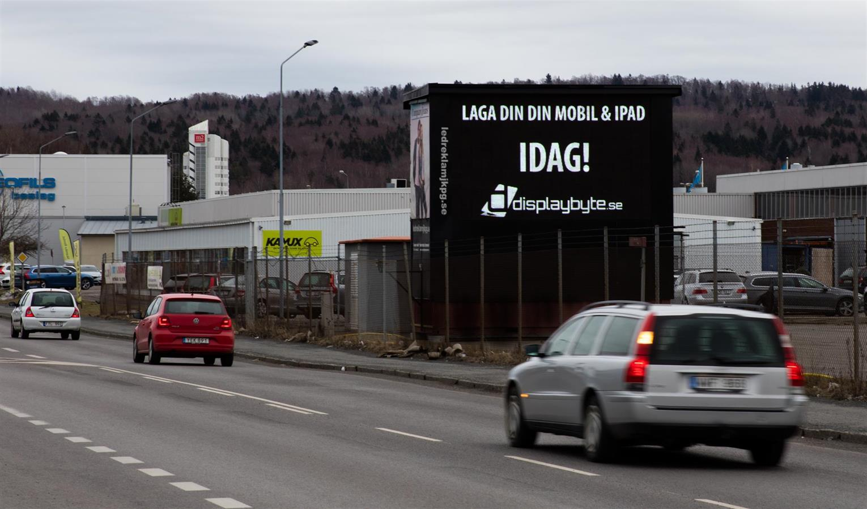 Bangårdsgatan - Displaybyte.se