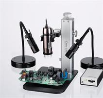 PH-HP Sarms Pöytävalaisinsarja  Dino-Lite mikroskoopeille+adapter M35/36