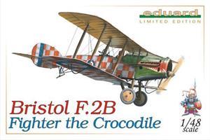 BRISTOL F.2B FIGHTER THE CROCODILE