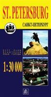 St. Petersburg JS city plan